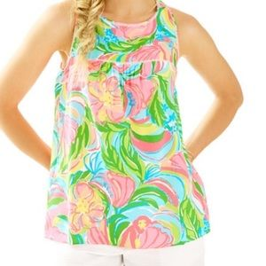 Lilly Pulitzer Flutter Top - Large